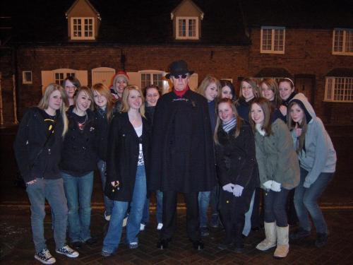 Ghost Walk Group