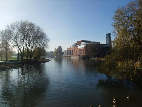 River Avon and RSC