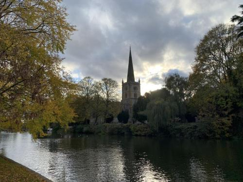 River Avon and Holy Trinity Church